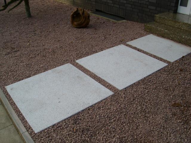 Garten- und Landschaftssevice - Gehwegplatten-Terrassenplatten
